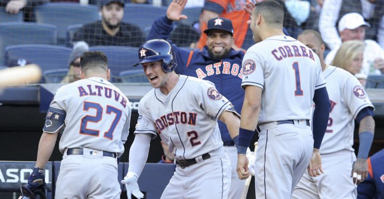 Astros vs. Yankees takeaways: Jose Altuve remains a playoff monster; Yanks' fly balls die on warning track - CBS Sports