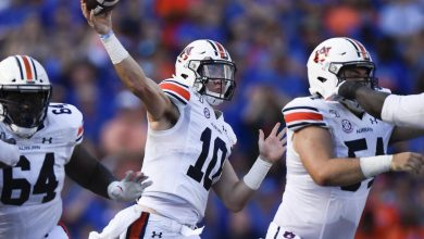 College football top 25 scores, overreactions, Week 6: Auburn's deficiencies on offense were exposed - CBS Sports