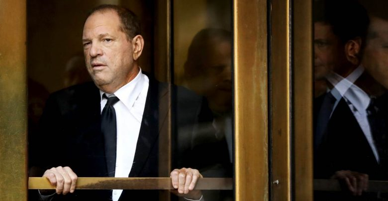 Harvey Weinstein confronted by multiple people at New York City bar - NBC News