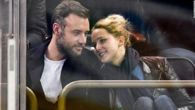Jennifer Lawrence marries Cooke Maroney at luxurious Rhode Island mansion - CNN
